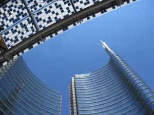 Torre Unicredit Milano Piazza Gae Aulenti